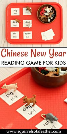 Such a fun way to learn about the Chinese zodiac animals.I used this for my preschool class! Great Chinese New Year game. Such a fun way to learn about the Chinese zodiac animals.I used this for my preschool class! Great Chinese New Year game.