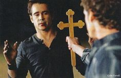 Colin Farrell as a Vampire in Fright Night