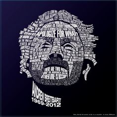 Andrew Breitbart's favorite quotes in this cool portrait of him...
