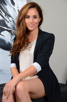 Omg im in love. Meghan Markle from #suits