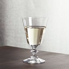 French Wine Glass | Crate and Barrel