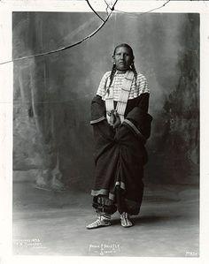 ANNIE EAGLE ELK , 1898