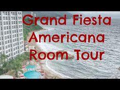Grand Fiesta Americana All Inclusive - Puerto Vallarta 2016 - YouTube