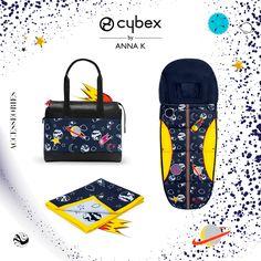 80fc7fbc70ba CYBEX by ANNA K accessories! One of fashion s brightest stars