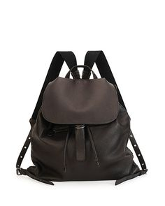 Bottega+Veneta+Woven+Leather+Backpack+|+Bag