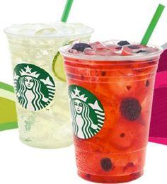 Sweet n' Sour Summer Splasher. Light, refreshing and perfect for a sunny day. Recipe here: http://starbuckssecretmenu.net/starbucks-secret-menu-sweet-n-sour-summer-splasher/