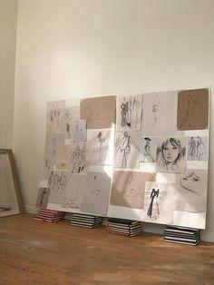 Art Hoe Aesthetic, Just Dream, Dream Life, Cool Art Drawings, Art Studios, Art Inspo, Painting & Drawing, Doodles, Creative