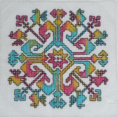 Cross Stitch, Ponto Cruz