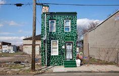 Juxtapoz Magazine - Last House Standing by Ben Marcin