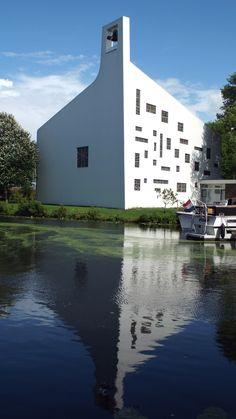 A church in Holland