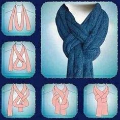 scarf tying beyond