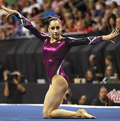 Why did they come out with all the cute leotards AFTER i left the sport! Loving this leo on Jordyn Weiber! Stunning! I miss gymnastics!