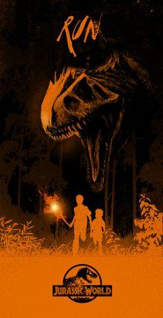 Jurassic World - Juan Pablo Navarro Jurassic Park Trilogy, Jurassic Park Poster, Jurassic Movies, Jurassic Park Party, Jurassic World Dinosaurs, Jurassic World Fallen Kingdom, Jurassic Park World, Jurassic World Wallpaper, Jurrassic Park