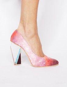 Lucite High Heels - Miista Siri Heels - Sexy Heels - $244