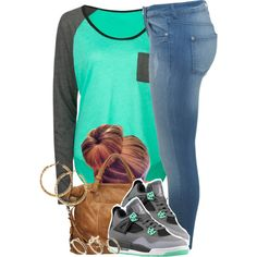 something simple ., created by perfectlyy-imperfect on Polyvore