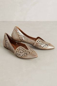 Silver Lydia Flats. #Travel #Style #Fashion #Culture #PlanYourEscape #LittleHotels #Morocco