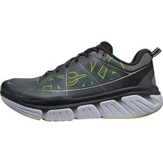 The Infinite introduces a medium level of stability in a lightweight cushioned shoe from Hoka One One.