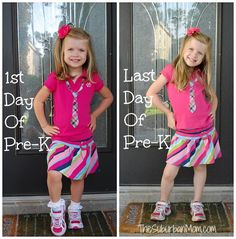 10 First Day of School Picture Ideas