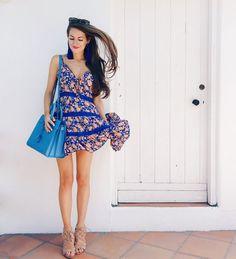 beach vacation dress