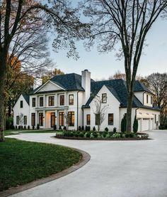 Dream Home Design, My Dream Home, House Design, Dream House Exterior, Dream House Plans, House Exterior Design, Big Houses Exterior, Home Styles Exterior, Interior Design