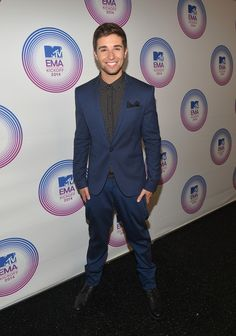 Jake Miller Photos: MTV EMA's 2014  Kick Off From Klipsch Amphitheater in Miami -Arrivals