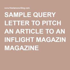 What Is A Query Letter  Agent Query  WriterS Room