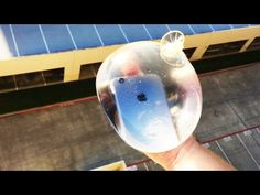 Interesting videos: Can Condom Filled with Water Protect iPhone 6 from...