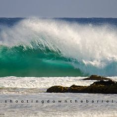 A crop version of a sick wave the past weekend. by pyxmotus