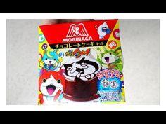 Youkai Watch Chocolate Cake.