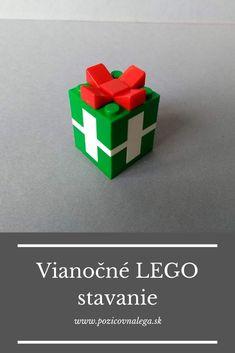 Postavte si z Lega vianočný darček - výborná aktivita do adventného kalendára, ale aj pekná ozdoba na vianočný stromček Lego, Legos