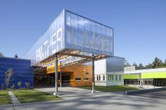 Panther Lake Elementary School in Washington. Money well spent.