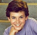 Fred Savage. My 1st crush that I remember having. :) Ahhhhh....Kevin Arnold....