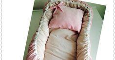 babynest bebek ta ma yata kal b ve yap l babynest sewing pattern Baby Mattress, Baby Essentials, Cot, Baby Sleep, Baby Wearing, Couture, Blanket, Pillows, Baby Nest