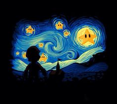 Starry Mario