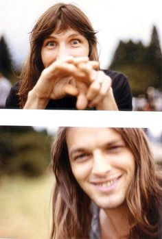 Roger Waters, David Gilmour: Pink Floyd