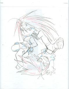 Oryginal Chibi Wrath and Envy sketch. #Wrath #FMA #Fullmetal #Alchemist #Anime #Homunculus #envy #sketch #chibi #sd #oryginal