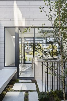 Batvia South Yarra sees Robson Rak bring a well-honed approach to authenticity, preservation and repurposing of heritage architecture. Australian Architecture, Australian Homes, Architecture Awards, Interior Architecture, Residential Architecture, Interior Design, Limestone House, Limestone Tile, Glass Pavilion