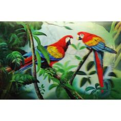 Small 3D Art Print - Images of Nature and Animals - Various to Choose From
