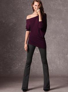 Asymmetric Sweater - Victoria's Secret