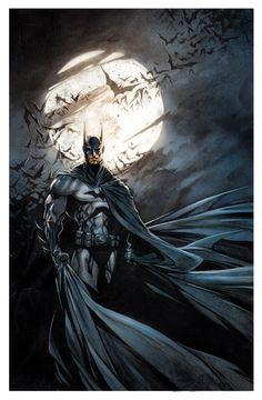 batman by Anthony Jean
