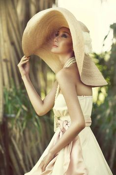 Garden Party. Someday want my friends and family to do a themed garden party. We will all go all out with the hats, dresses, and of course vintage china