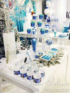 Double Parties, Double the Fun! A Frozentastic Supersonic Event | CatchMyParty.com