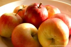 Norwegian Apples