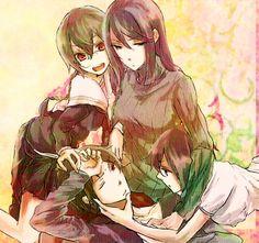 anime, fan art, and namie yagiri image