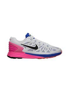 The Nike LunarGlide 6 Women's Running Shoe.
