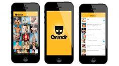 Grindr app straight version