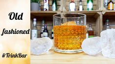 Old fashioned - Cocktail - Rezept - Trinkbar