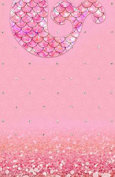 Pink flamingos phone walpaper mermaid wallpapers iphone 6 в 2019 г. Mermaid Wallpaper Iphone, Mermaid Wallpapers, Cute Wallpaper For Phone, Hello Kitty Wallpaper, Cute Wallpaper Backgrounds, Cute Wallpapers, Iphone Backgrounds, Glitter Wallpaper, Mermaid Background