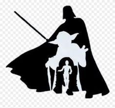Regalos Star Wars, Stencil, Star Wars Silhouette, Wood Etching, Baby Marvel, Star Wars Room, Doodle Art Drawing, Silhouette Painting, Vinyl Crafts