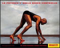 Publicité de pneu Pirelli #pirelli #pneus #pub #tire #neumatico